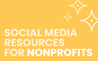 Top 4 Social Media Resources for Nonprofits